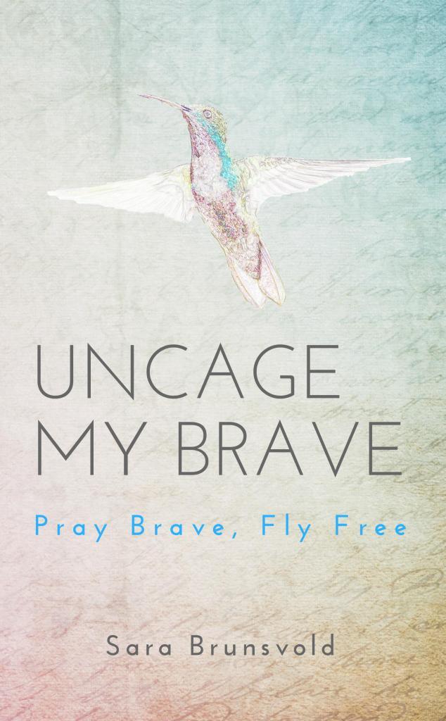 UncageMyBraveCover4GRAY